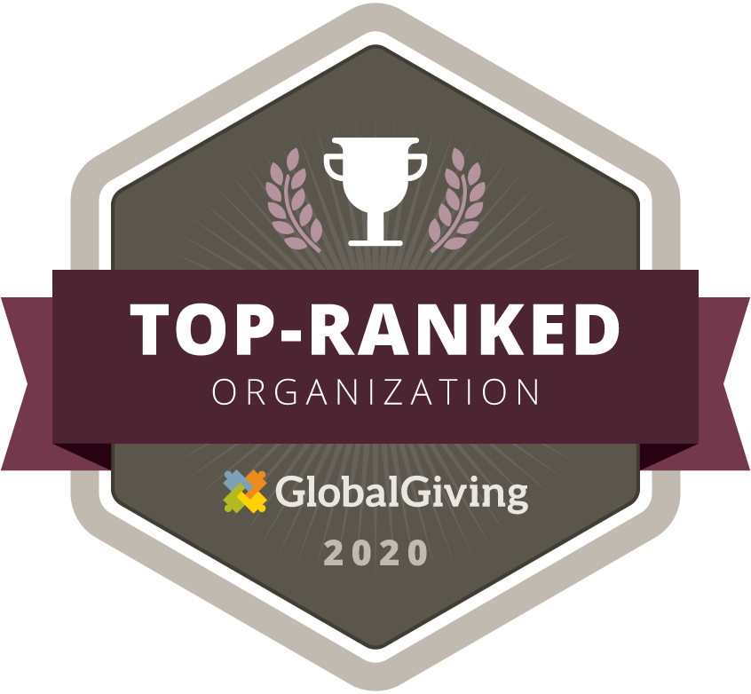 Global Giving - Top-Ranked Organization