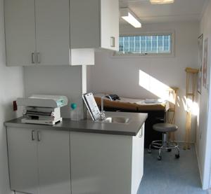 C2C Clinic Interior