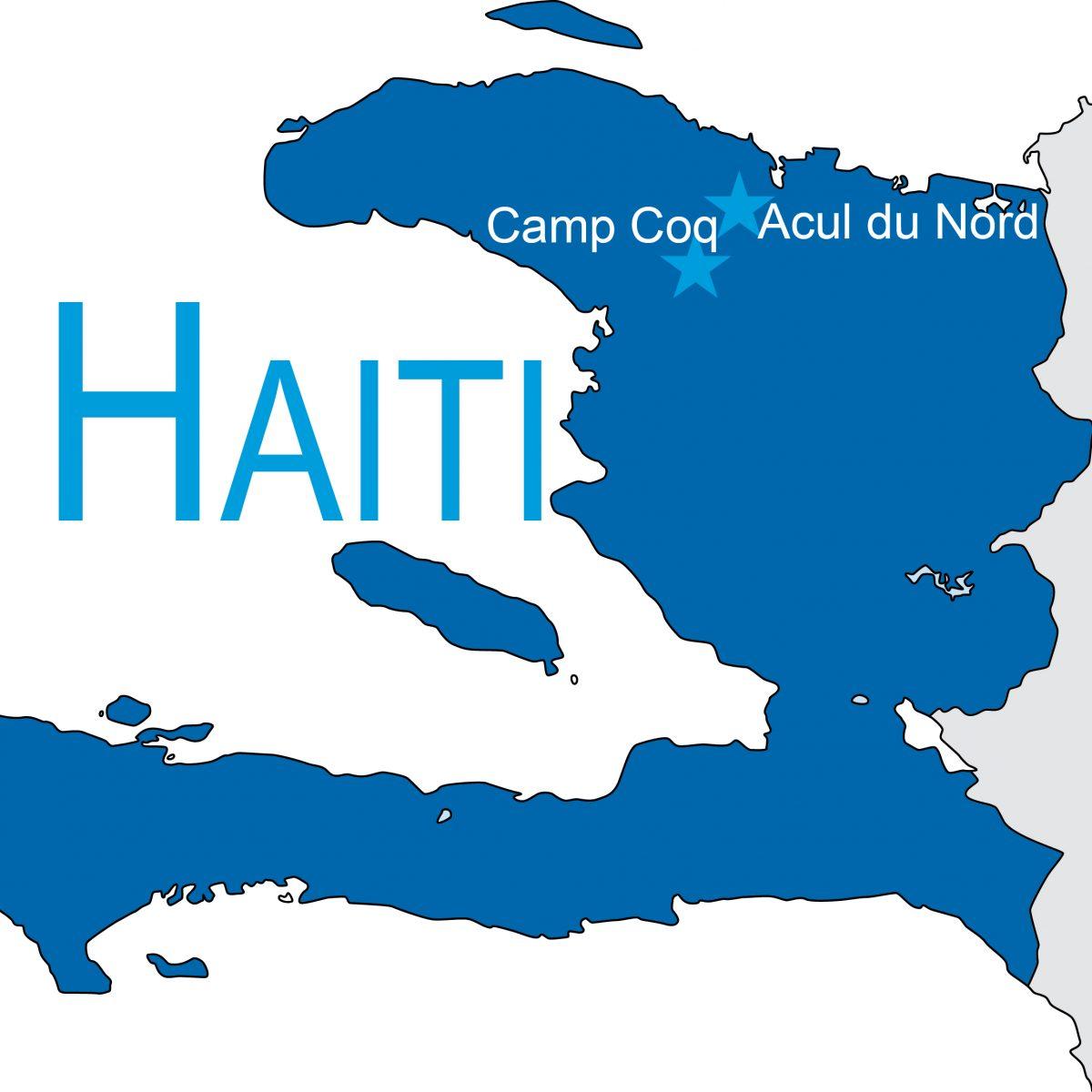 Haiti Map | Care 2 Communities