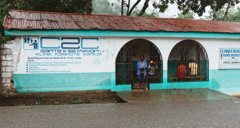 A C2C clinic