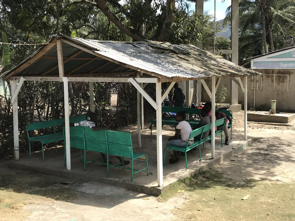 The newest C2C clinic site in the Northeast Department of Haiti