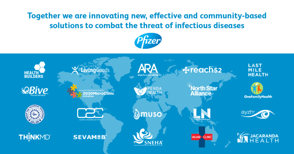 C2c And The Pfizer Foundation Partner To Fight Infectious Diseases In Haiti Care 2 Communities